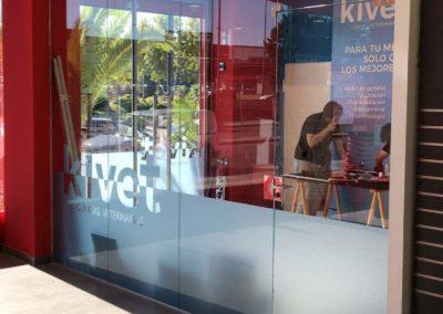 Entrada clínica Kivet